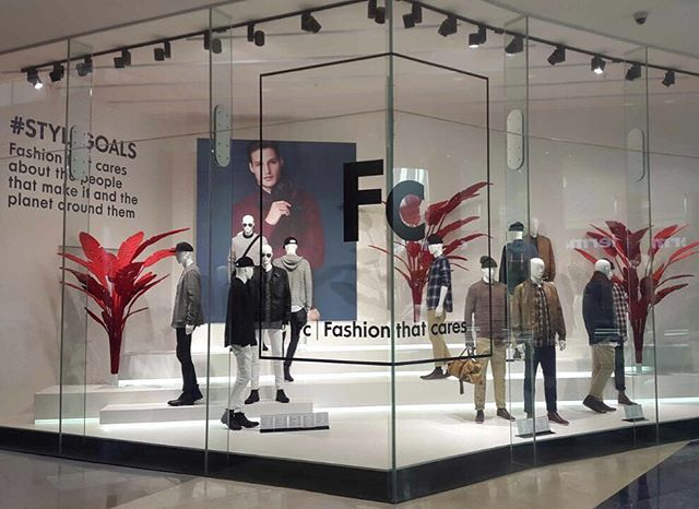 "WOOLWORTHS, South-Africa, ""F C: Fashion That Cares"", pinned by Ton van der Veer"