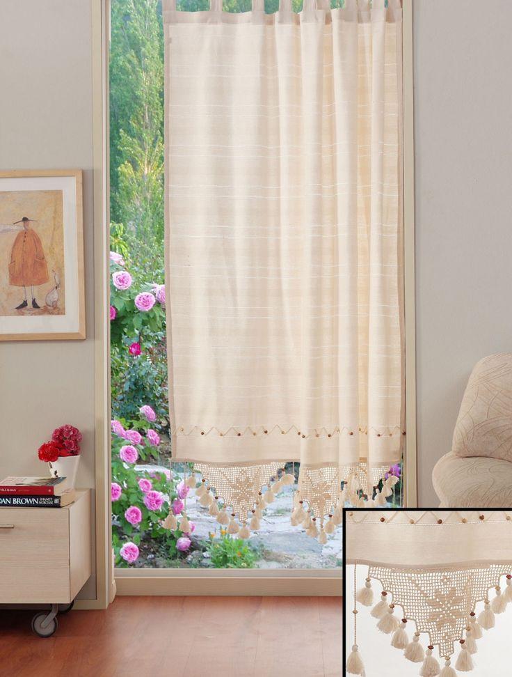 Perdea confecţionată Valentini Bianco PR016