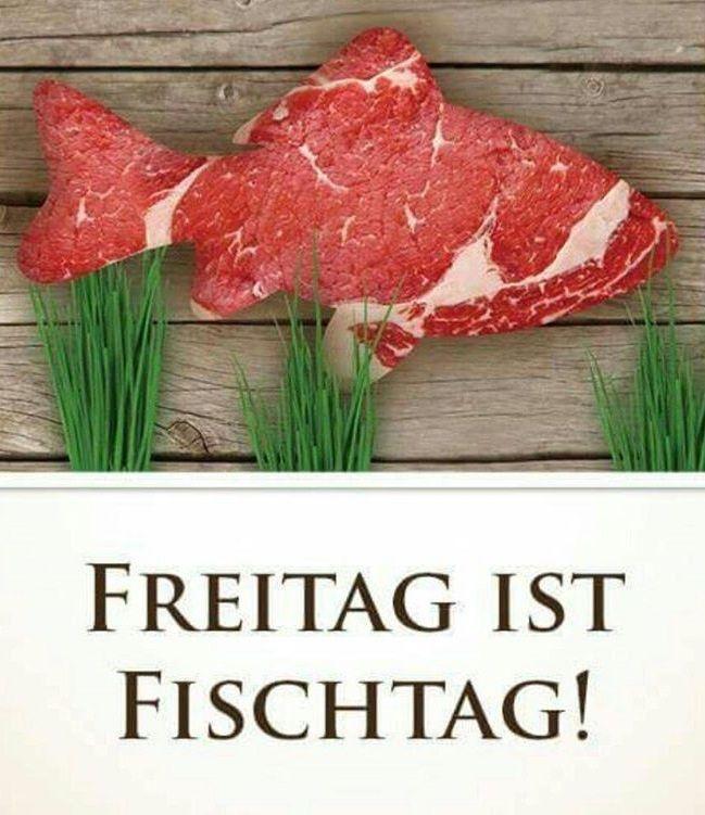 #freitag ist fischtag