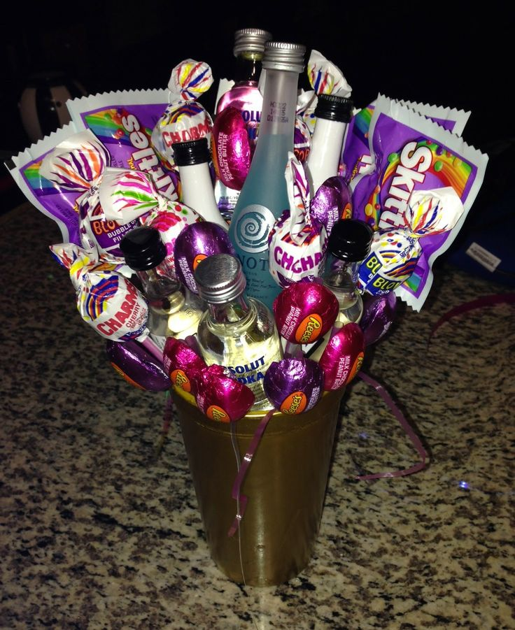 17 Best Images About Adult Gift Basket's On Pinterest