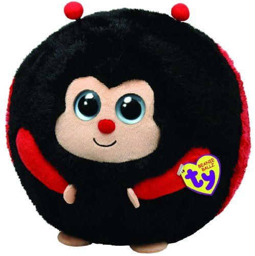 Ty Beanie Ballz Dots The Ladybug (Large) Ty http://www.amazon.com/dp/B006C0KCI2/ref=cm_sw_r_pi_dp_z43sub0K6N686