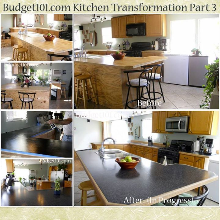 Kitchen Makeovers On A Low Budget: Best 25+ Cheap Kitchen Makeover Ideas On Pinterest