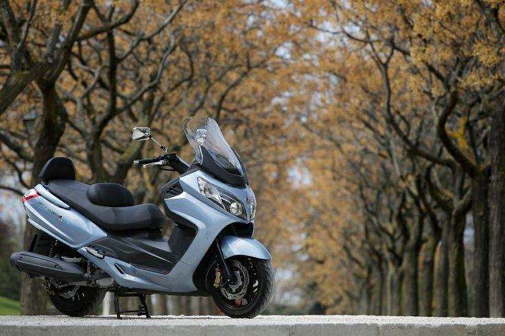 Fotos prueba SYM Maxsym 400i ABS | Motociclismo.es
