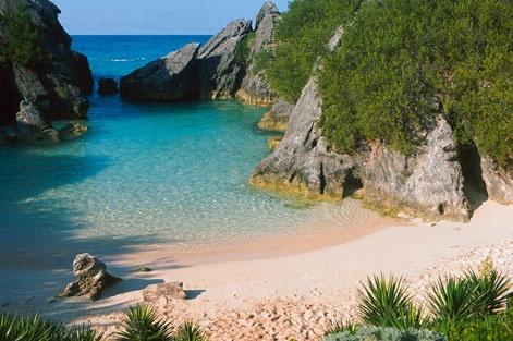 Jobson Cove, Bermuda  (heaven)