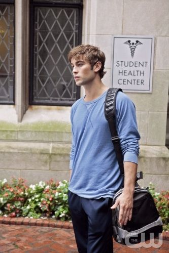 """""""Goodbye Columbia"""" Pictured Chace Crawford as Nate Gossip Girl PHOTO CREDIT:  GIOVANNI RUFINO/ THE CW ©2010 THE CW NETWORK.  ALL RIGHTS RESERVED"""