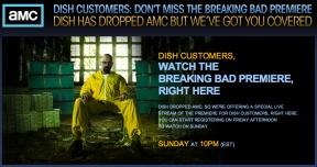 AMC Giveth, While Viacom Taketh Away: Breaking Bad Season Premiere To Be Streamed LiveOnline