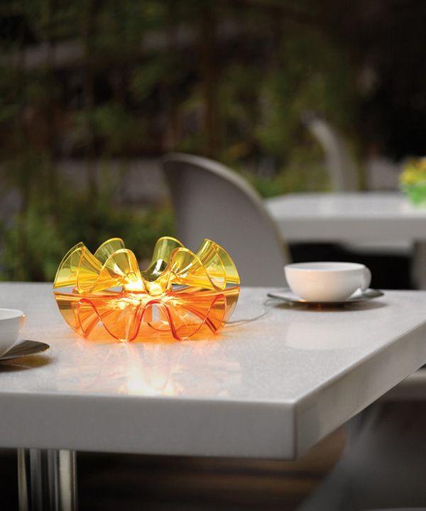 Captivating QisDesign Flamenca #QisDesign · Table Lamps Photo
