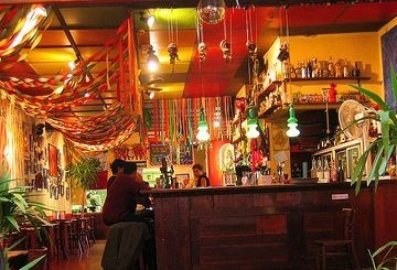 The Mexican Cafe, AUckland