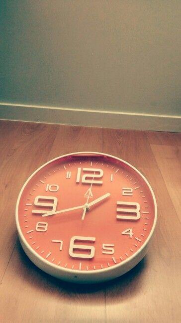 Time is mine! Muhahaha