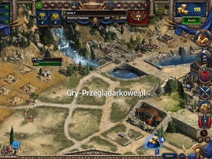 Strategia War of Empires na FB - historyczna gra RTS