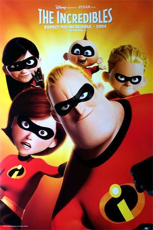 The Incredibles: They are so life like, inspiring and fun! Absolutely brilliant done with fabulous positive attitudes!