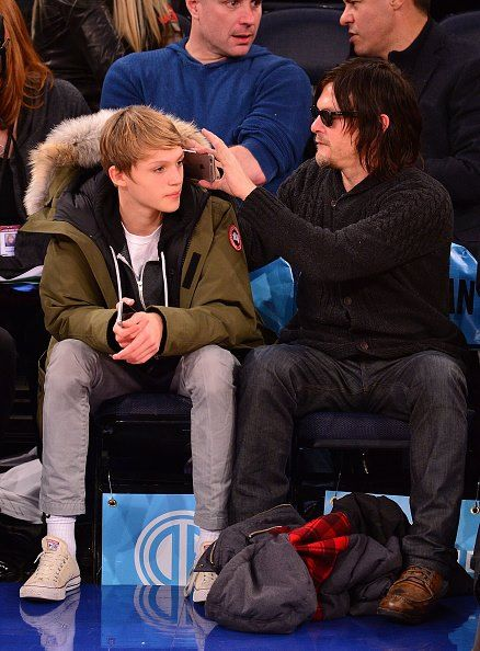 The gallery for --> Mingus Reedus 14