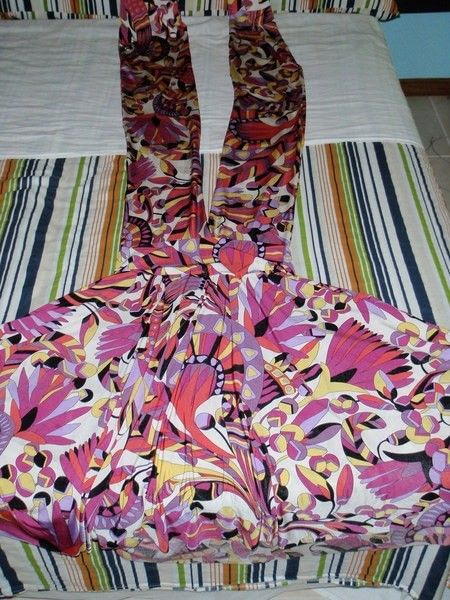 How to sew an infinity dress. Convertible/Infinity Dress - Step 5