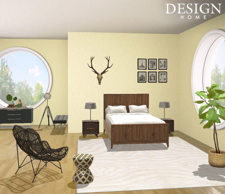 Modern Country #home #homedecor #justlovedesign #bedroom
