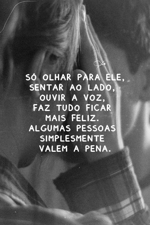 Eu, você e o nosso amor