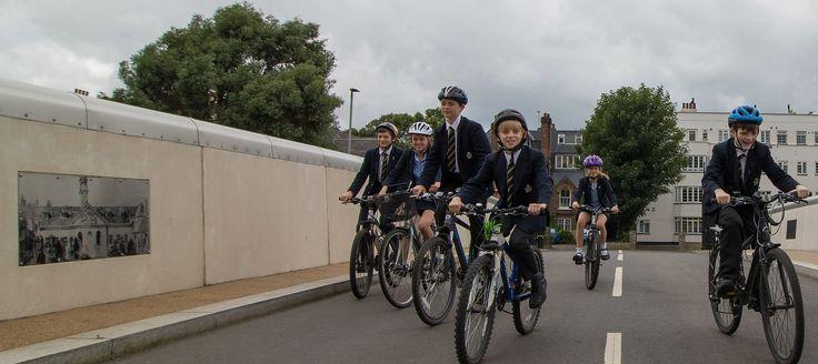 Image result for park bikes schools london