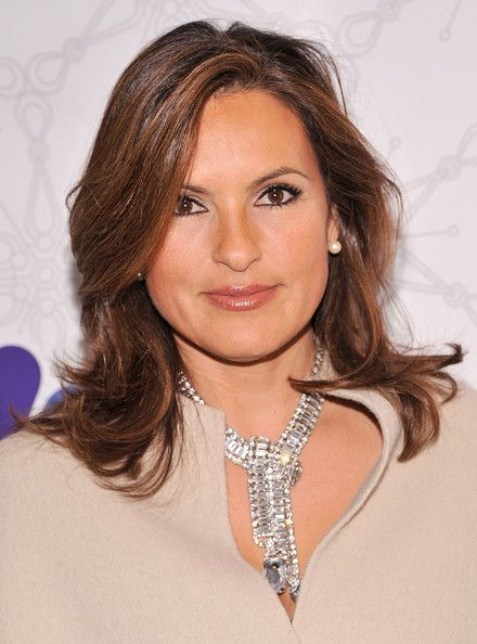 mariska hargitay hair - Google Search