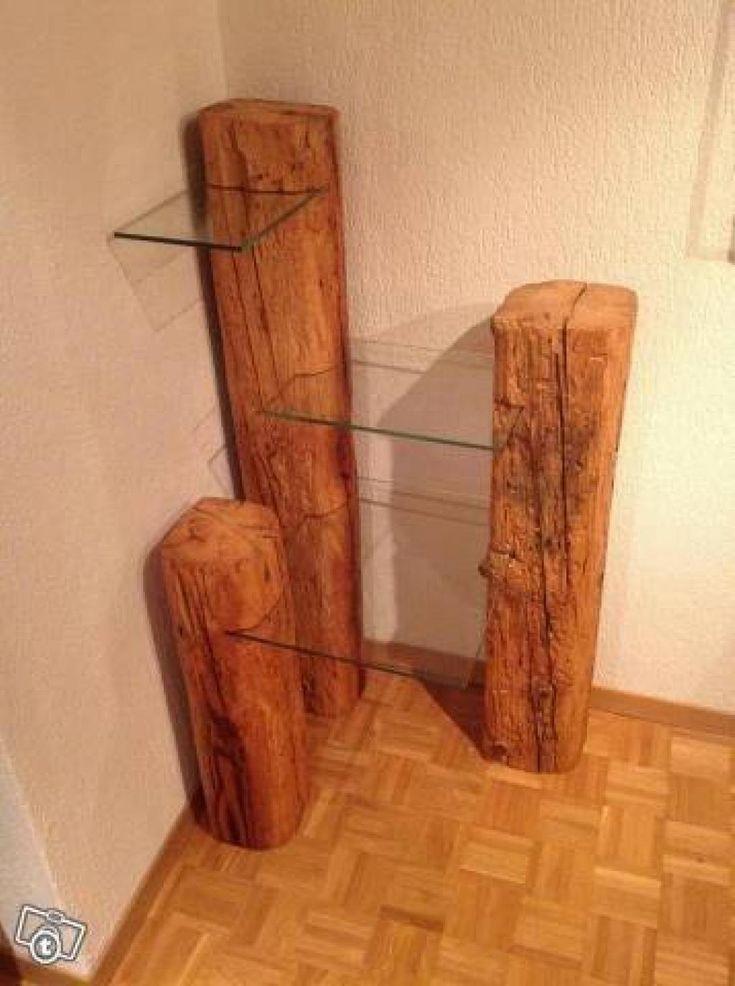 14 modèles de table basse en bois brut qui vous i…