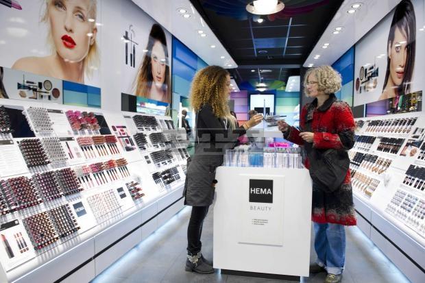 Hema stand alone beauty store