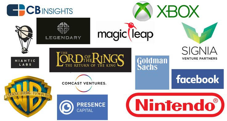 13 leaders in augmented and virtual reality from Nintendo, Microsoft, Goldman…