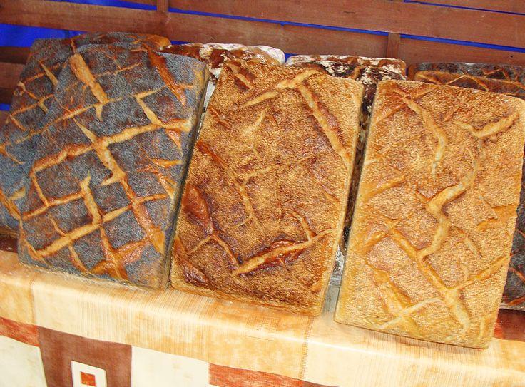 Chleby polskie regionalne