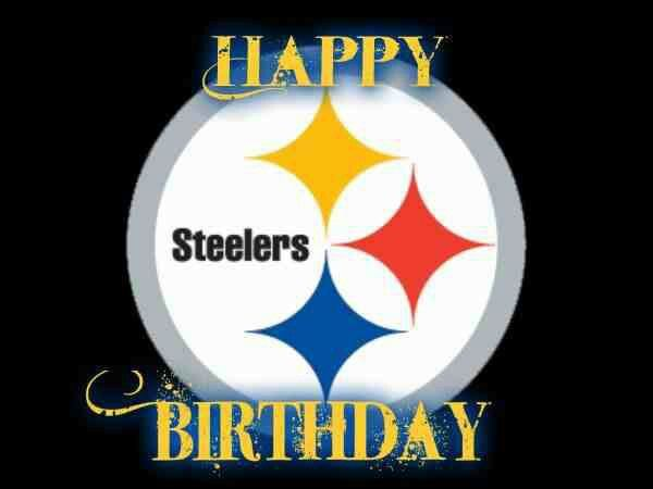 21 Best Steelers Birthday Images On Pinterest Happy