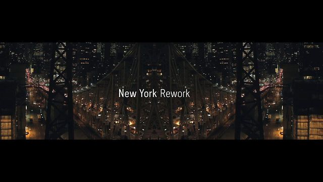 New York Rework by Sebastien Desmedt. Directed by Sébastien Desmedt
