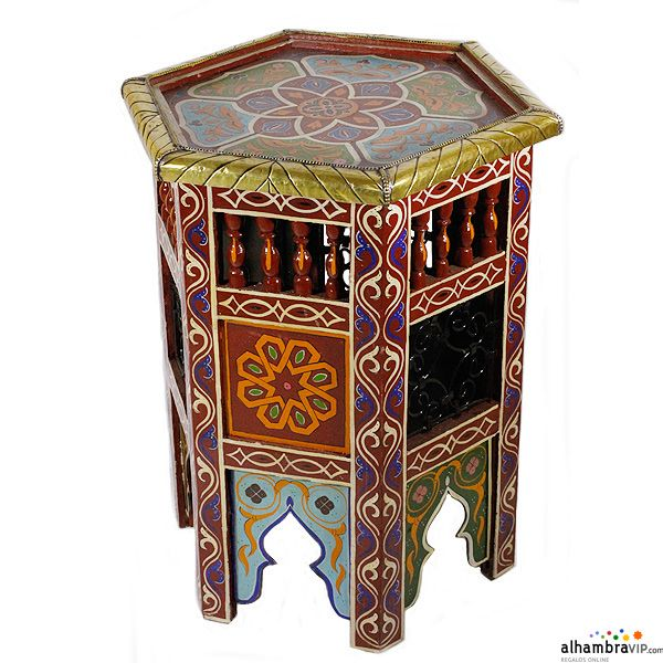 Low Table To Decorate Your Home Or Drink Some Tea.