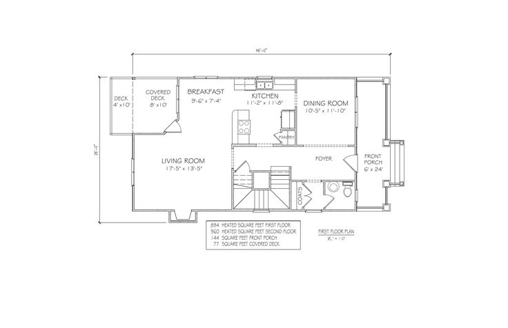 """""""Bull"""" Floor Plan by Thayer Homes #floorplan #design #real #estate #blueprint #kitchen #sketch #home #house #North #Carolina #bungalow #fireplace #porch #custom #new #construction #plans"""
