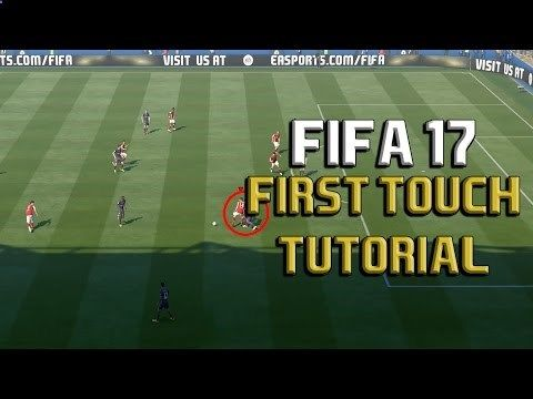 www.fifa-planet.c... - Fifa 17 FIRST TOUCH Tutorial: CONTROL ALL PASSES/TRICK DEFENDERS/BEST FIRST TOUCH IN FIFA 17 Fifa 17 FIRST TOUCH Tutorial: CONTROL ALL PASSES/TRICK DEFENDERS/BEST FIRST TOUCH IN FIFA 17 This Fifa 17 Tutorial and Guide will focus on the first touch in Fifa 17. Once again the first touch in Fifa 17 is unforgiven at times. A lot of times it