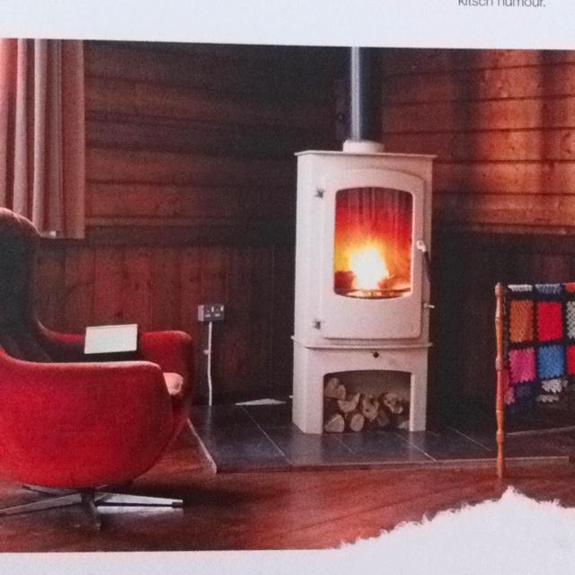 tiny wood burner -The Modern Vintage Home. - 85 Best Fireplace Images On Pinterest Wood Burner, Wood Burning