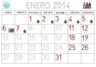 calendari en castellà 2013-14