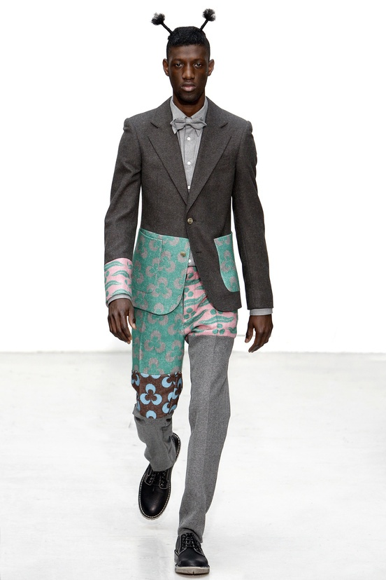 Walter van Beirendonck A/W 2011... That's #fashionforward!!