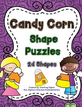 Match shape names, shapes, and environmental shapes with these fun puzzles! Great for centers, remediation, and more! $