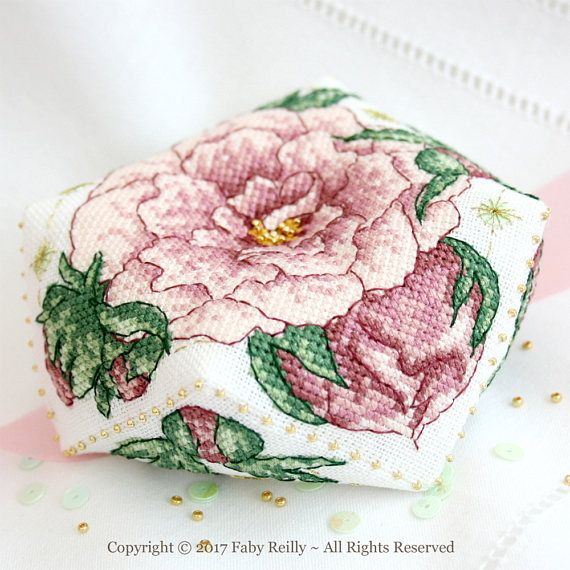 Needlework pattern by Faby Reilly Designs