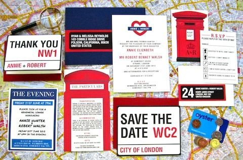 Hellolucky_Love_London_Wedding_Invitation_Suite so cute for a travel themed wedding!!