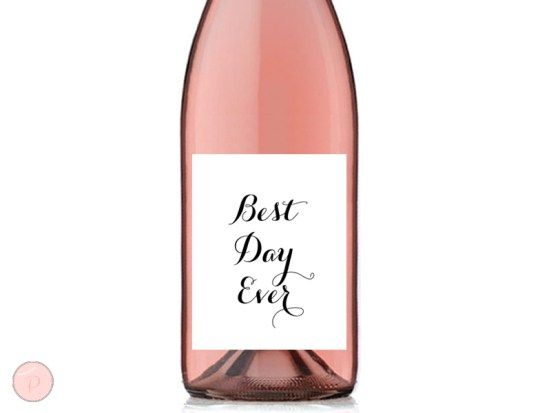 TG08 3-75x4-75 wine labels best day ever