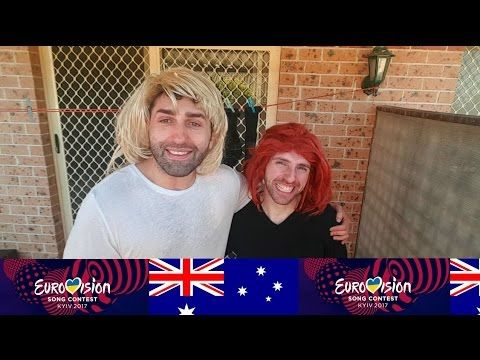 Eurovision 2017- Australia (Parody)