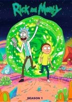 Rick y Morty Online HD