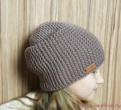 шапка бини с описанием