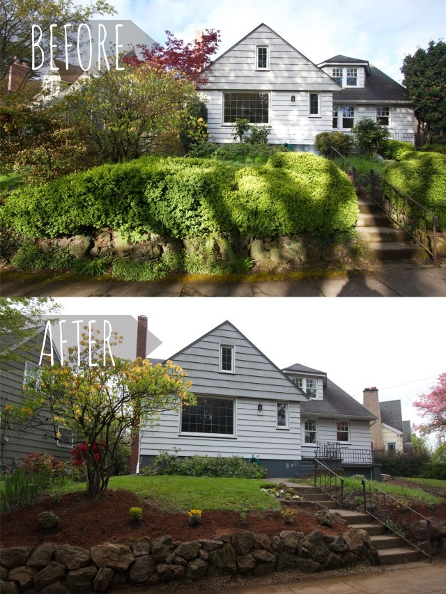 19 best images about yard before and afters on pinterest for Landscaping rocks myrtle beach