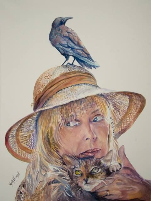 71 best images about Art by Joni Mitchell on Pinterest