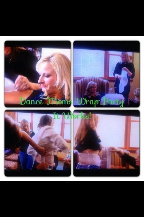 Who doesn't want to try this Crazy Wrap Thing? Even the moms on tv reality show Dance Moms are doing it! What are YOU waiting for? www.WraptoLose.com www.YourBodyWrapBiz.com www.Facebook.com/funwrapparties #weightloss #health #fitness #gym #wealth #skinny #bride #beach #workfromhome #money #opportunity #ripped #mommies #itworkswraps #bodywraps #loseweight #loseinches #love #picoftheday #girl #man #fashion #dancemoms #instantresults   Email me at Susiereel2761@Gmail.com or call me at…