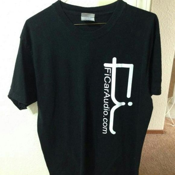 Fi Car Audio men's shirt Good condition Shirts
