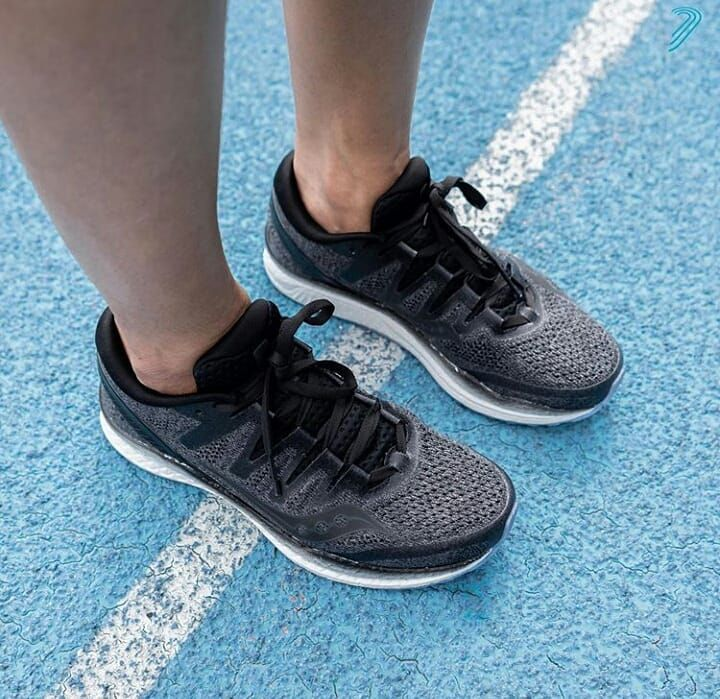Shoes Black The Saucony Freedom ISO