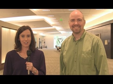 """Anna Brown speaks with Chris Hemedinger, SAS Technical Architect and author of """"SAS for Dummies"""" on what he'll be doing at SAS Global Forum 2012. http://blogs.sas.com/content/sgf"""