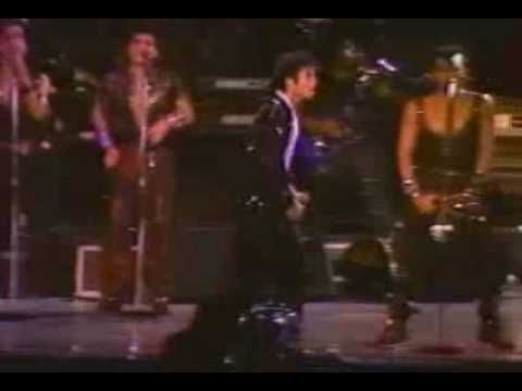 Michael Jackson - Shake Your Body 1987 (LIVE) - YouTube