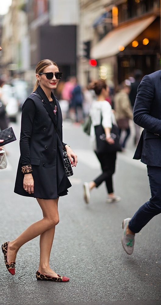 Olivia Palermo - always perfection.