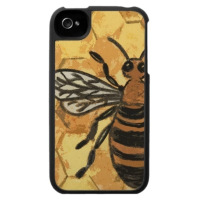 the bee 39 s reverie bee iphone 4 case the bee 39 s reverie pinterest bees. Black Bedroom Furniture Sets. Home Design Ideas