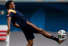 Transfer News: Real Madrid's James Rodriguez Calls for Compatriot JG Cuadrado to Chose Barcelona Amid Man Utd Link
